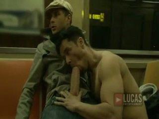 मुखमैथुन, बड़ा डिक समलैंगिक मौखिक, guy big dick gay
