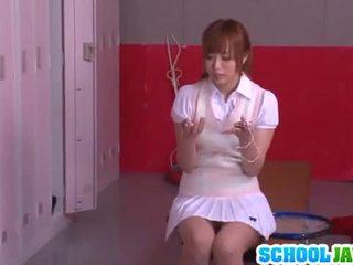 Yuu namiki ljubko azijke punca, ki je addicted da seks