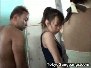 japansk, asiatiska tjejer, japan kön