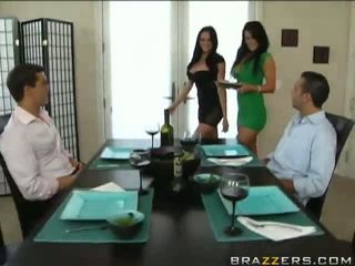 rated brunettes sex, any foursome film, hot
