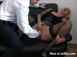 skrajny, fetysz, kurwa sex pięść
