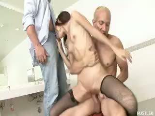 brunette gyzykly, ideal blowjob full, görmek threesome more