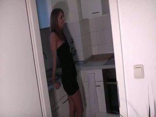 Cachonda pareja fucks en la cocina 2