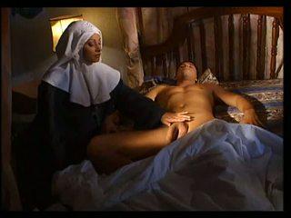 Italienska nuns does anala