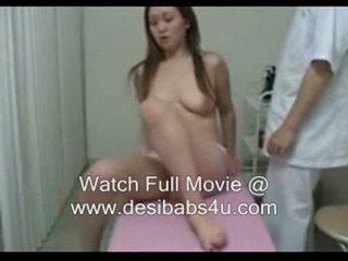 Japānieši meitene ķermenis masāža @ wwwdesibabs4uco