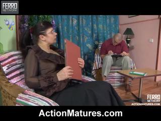 Action Matures Compilation All Over Christina, Marcus, Ophelia