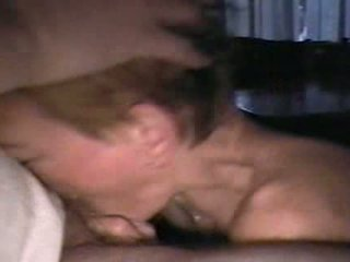 Mature wife deepthroat cock Video
