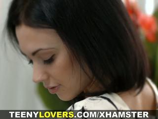 Teeny lovers - جنس مع حسي شفهي prelude: حر الاباحية 5e