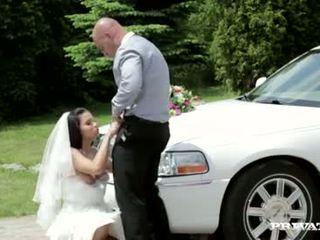 Hier cums de bruid - redt
