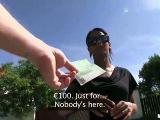Euro 蜂蜜 rides コック で 公共 のために 現金