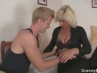 Doggy-fucking Old Blonde Woman, Free Old Woman HD Porn fc
