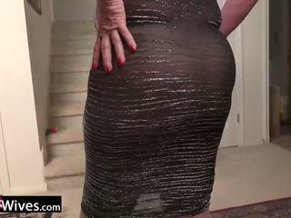 Usawives ناضج سيدة jade solo masturbation: حر الاباحية f9