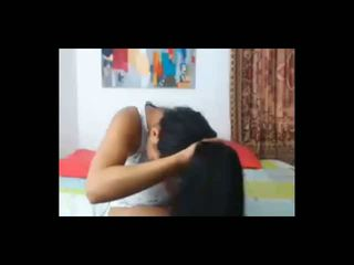 Latina hairjob largo pelo pelo, gratis amateur porno vídeo 87