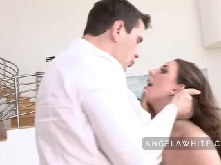 Berpayu dara besar angela putih gets fucked oleh manuel ferrara