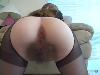 PULL MY HAIRY CUNT - Scene 4