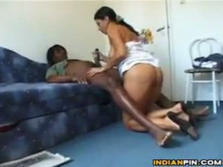 brunette, doggystyle, blowjob