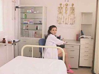 Japonais sexe docteur tina yuzuki vidéo