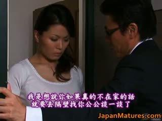 Miki sato reale asiatico beauty è un matura part4