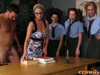 CFNM sex education