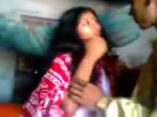Индийски newly женени guy trying zabardasti към съпруга много срамежлив