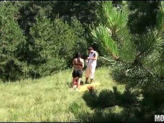 몰카 동영상, 숨겨진 섹스, 뱃사공