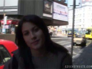 Čeština streets veronika blows čurák pro hotovost