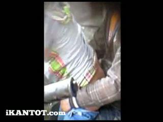 Voyeur motorcycle sexo pillada en camera