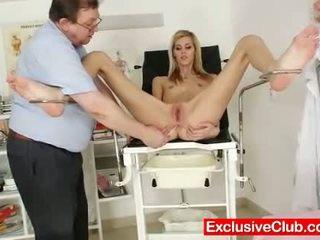 căscat, slab, vagin