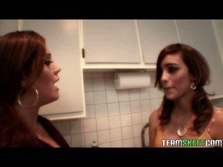 Heiß sexy lesbisch latina videos