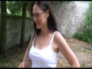 Francesa amadora milf a foder