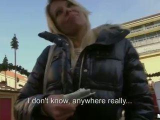 Tschechisch mädchen adrienne creampied für geld