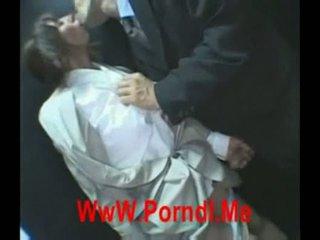 Japan porn milf public blowjob on elevator 02