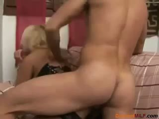 Italian mature mom fucked