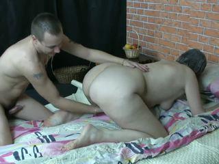 Oldnanny: bbw besta loves anal gammel besta knullet av henne du