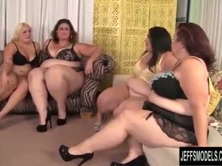 Becki butterfly, erin green, jade rose, wanita lynn sintal pesta liar