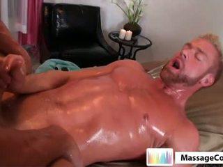 Massagecocks spesiell gluteus