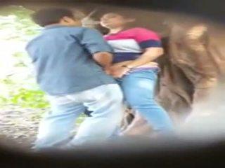 Desperate india lovers - avalik seks