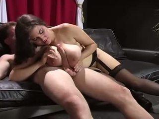bruneta, orální sex, vaginální sex