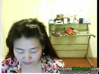 Más caliente amateur china 19yo adolescente chatsex webcam