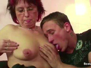 blowjob, lick, old+young