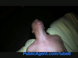 Publicagent natali blue oči hanblivé dievča has multiple orgasms