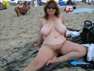 海灘, 阿媽, 成熟