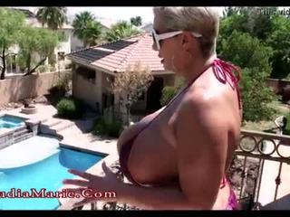 Claudia Marie Big Tit Summer <span class=duration>- 4 min</span>