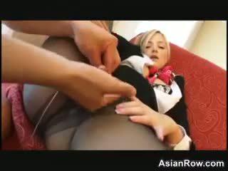 japanese, blowjob, interracial