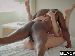 Blacked krāpšana mammīte brandi loves pirmais liels melnas dzimumloceklis