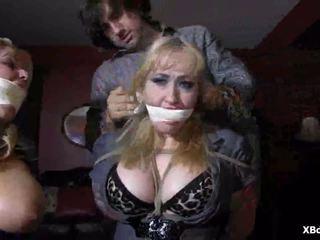 Wild verdorben erstaunlich fetisch bondage rollenspiel