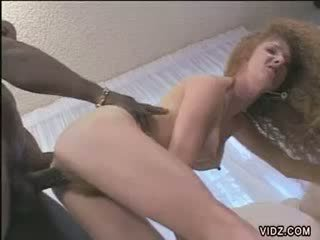 Nasty Annie Body gets wild over ebony dong