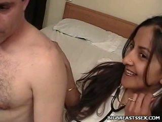 Breasty pielęgniarka clinic seks