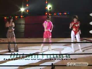 Naked Japanese Wrestling Disc 1 Part 1