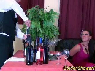 Fetisj vin tasting glam hotties